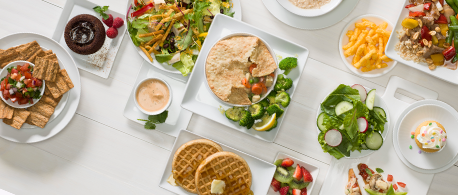 With Jenny Craig, you get tasty and healthy prepackaged meals to help you lose weight fast.