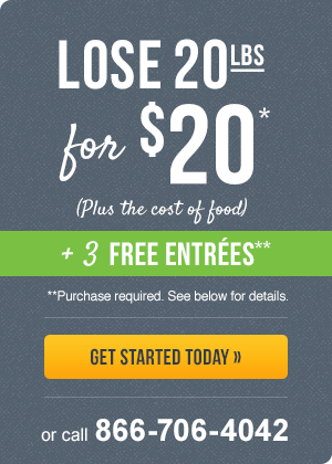 Set your weight loss goals with a consultation then join for free*. Get Started.
